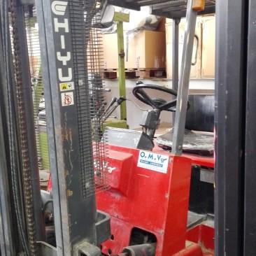 Vendita Sospesa – Carrello Elevatore NICHIYU