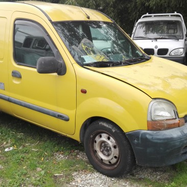 Vendita Sospesa – Autocarro Renault KANGOO