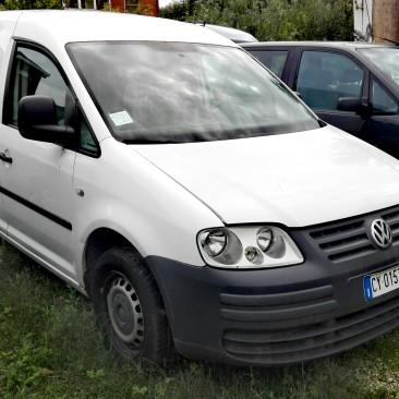Vendita Sospesa – Autocarro Volkswagen CADDY